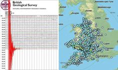 02/24/2018 - Earthquake warning: UK struck by 21 quakes in 50 DAYS including biggest in 10 years