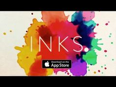 Inks: A Beautiful (And Messy) Game Where Pinball Meets Pollock | Co.Design | business + design