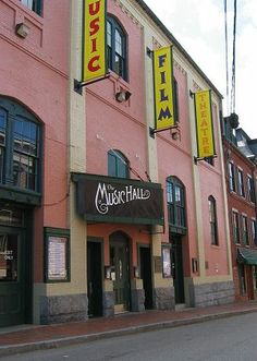 The Music Hall, Portsmouth NH