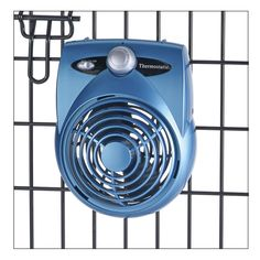 Dog Crate Fan - Dog Beds, Gates, Crates, Collars, Toys, Dog Clothing & Gifts
