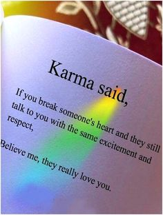 Karma quotes on breaking someone heart - #funny #jokes #karma #quotes funny karma quotes Quotes Deep Feelings, Hurt Quotes, Real Quotes, Mood Quotes, Wisdom Quotes, Positive Quotes, Funny Karma Quotes, Tough Girl Quotes, Quotes For Status