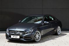 Автоблог›Тюнинг›2014 Mercedes-Benz C-Class (W205) от ателье Schmidt Revolution