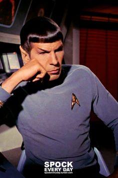 Star Trek Original Series, Leonard Nimoy, Spock, Vikings, Sci Fi, Geek Stuff, Stars, Einstein, Nerdy