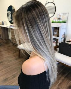 Stylish balayage ombre long hairstyle for women, long hair .- Stilvolle Balayage Ombre lange Frisur für Frauen, lange Frisur Designs – Stylish balayage ombre long hairstyle for women, long hairstyle designs – - Pretty Hairstyles, Straight Hairstyles, Brunette Hairstyles, Prom Hairstyles, Straight Ponytail, Hairstyles For Women Long, Summer Hairstyles, Easy Hairstyles, Straight Weave