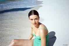 Cui i-e frică de Andreea Diaconu? Muse Magazine, Resort Spa, Bikinis, Swimwear, Victoria's Secret, Vogue, One Piece, Bird, Face