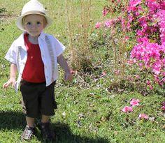 Ethan, Easter 2012