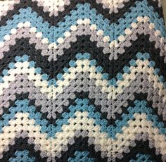 FREE Crochet Granny Ripple Afghan Blanket Pattern at Ravelry  http://www.ravelry.com/patterns/library/granny-ripple-afghan-2