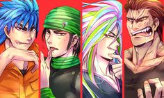 Toriko X Komatsu Bleach Renji, Alucard Castlevania, Zebra Wallpaper, Trinity Blood, Dante Devil May Cry, Zebra Art, Basara, Dragon Ball Gt, Itachi Uchiha