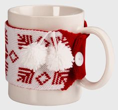 crochet cup holder - great gift