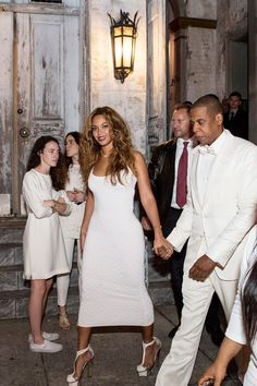 Solange Knowles Wedding looks Estilo Beyonce, Beyonce Style, Couple Style, Pippa Middleton, Beyonce Blue Ivy, Wedding Dresses 2018, Bridesmaid Dresses, Bridesmaids, Solange Knowles Wedding