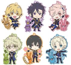 AmiAmi [Character & Hobby Shop] | Tsukiuta. THE ANIMATION - Toji ...