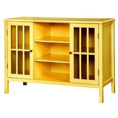 Windham 2 Door Cabinet with Shelves - Threshold™ find something like this for free to repurpose
