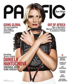 Pacific San Diego Magazine - May 2014  The International issue —Slovakian tennis champ Daniela Hantuchova, San Diego's international cuisines, Namibian woman finds freedom in America's Finest, and more.