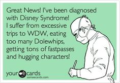 Now I finally know what is wrong with me...I really hope they don't find a cure!