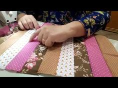 Clay Crafts, Diy And Crafts, Picnic Blanket, Outdoor Blanket, Quilt Blocks, Youtube, Burlap, Sewing Projects, Patches