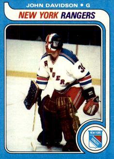 John Davidson 1979-80 Topps #110
