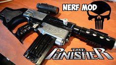 Punisher Cosplay Nerf Mod