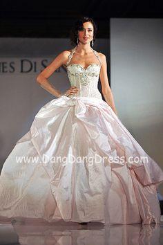 Discount Ines Di Santo Wedding Dress Spring 2012 Style Sassy
