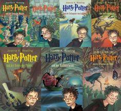 harry potter bücher - Google-Suche