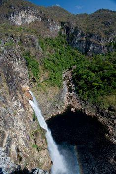 Alto Paraíso de Goiás (GO) - Parque Nacional da Chapada os Veadeiros. Brasil.