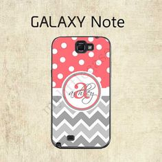 Galaxy Note 4 Case  Samsung Galaxy S5 Case   Coral by mylittlecase