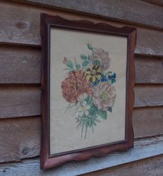 Hey, I found this really awesome Etsy listing at https://www.etsy.com/listing/488398731/wood-and-glass-framed-botanical-print