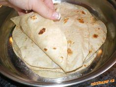 Domáce tortilly