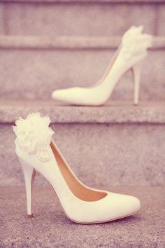 Combina el color de tus zapatos con el estilo de tu boda ++ CustomMade + 639767050763