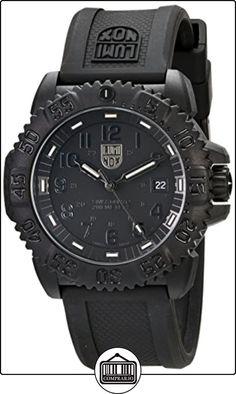 d746e39dfaf5 Luminox Men s Colormark Blackout Watch