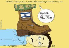Israel libère une prisonnière de 12 ans