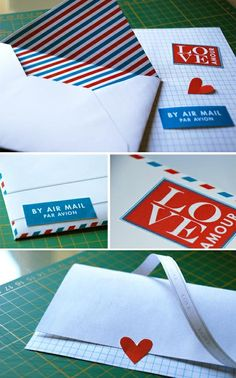 it's so so so so cute envelope FREE printable!