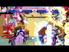 New Mugen EVE [HD] - Team Twilight Sparkle vs Team Twilight Sparkle