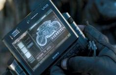 Sony Vaio UX in Terminator Salvation Shadowrun, Drones, Weapon, Robot, Sony, Vehicle, Gadgets, Technology, Tools