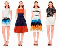 Carolina Herrera Resort 2015 | Carolina Herrera Resort 2015 Collection