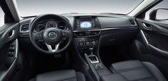 2014 Mazda6 Sports Sedan - Mid Size Cars | Mazda USA