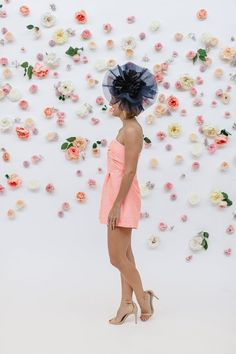 If you stopped by anytime during the month of April, no doubt you saw the beautiful floral wall/backdrop we used for the Derby Dress of the Day series. In reading the comments and hearing feedback, it was clear that the backdrop stole the show on more than one occasion so I knew it needed a ...
