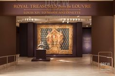 Black Tie Dinner:  ROYAL TREASURE FROM THE LOUVRE
