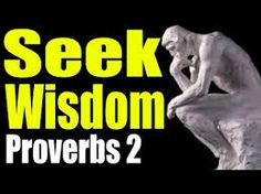 Proverbs 2, The Gift Of Prophecy, Spirituality, Wisdom, Books, Image, Life, Libros, Book