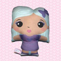 Nessa Plush Doll Large www.OhFifi.etsy.com