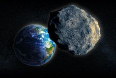 A large space rock that will zip past the Earth this Halloween today is most likely a dead comet that bears an eerie resemblance to a skull, said US space agency NASA.