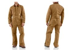 Worth the Money: Carhartt Quilt-Lined Coveralls