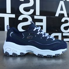 With Skechers D & amp; Lites are in fashion. Source by skechers Casual Sneakers, Air Max Sneakers, Sneakers Nike, Skechers D Lites, Belt Purse, Fabric Shoes, Dream Shoes, Aesthetic Fashion, Me Time