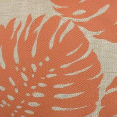 Amazing flame floral large drapery and upholstery fabric by Duralee. Item 36210-192. Low prices and free shipping on Duralee. Always first quality. Over 100,000 luxury patterns and colors. Width 54 inches. Swatches available.