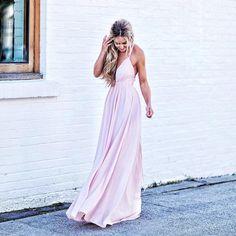 Abendkleider - Sexy Rückenfrei Lang Chiffon Partykleid Maxikleid - ein Designerstück von MsSu bei DaWanda