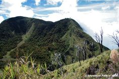 View of Mt. Kalatungan from the slopes of Mt. Community, Mountains, World, Nature, Travel, Naturaleza, Viajes, Destinations, The World