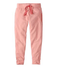 Hanna Andersson!!! Look what I found on #zulily! Charming Skinny Sweatpants #zulilyfinds
