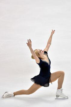 Gracie Gold - ISU Grand Prix of Figure Skating 2014/2015 NHK Trophy