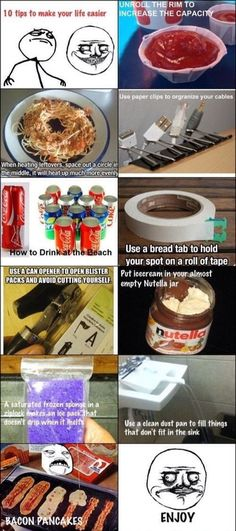 DIY EVERYONE SHOULD KNOW THESE