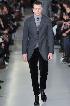 Richard James Fall 2014 Menswear Collection Slideshow on Style.com