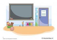 6. Kritsich luisteren, kleuteridee.nl, critical listening preschool, Dutch and English version. Back To School, Preschool, Family Guy, Fictional Characters, First Day Of School, Entering School, Kindergarten, Fantasy Characters, Back To College